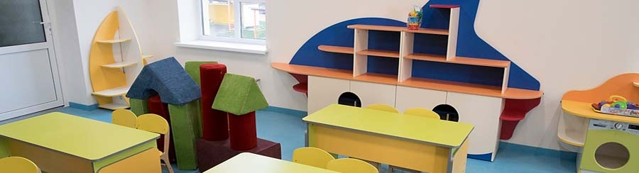 Меблі для садочків