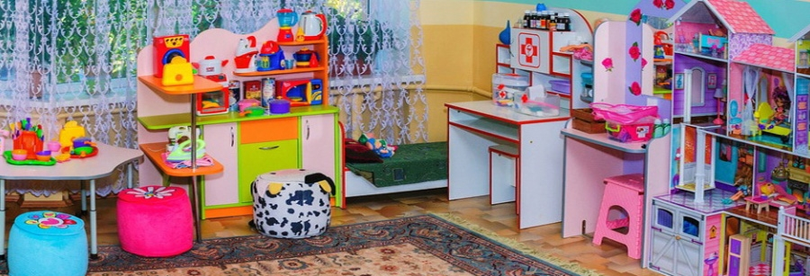Игровая мебель для садика