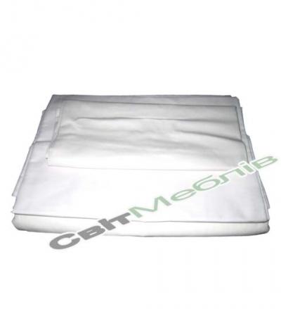 Комплект дитячої білизни 150х100 білий