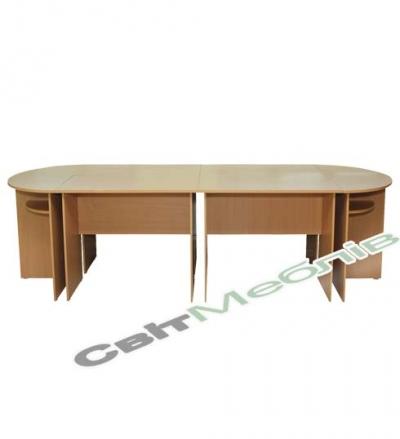 Комплект столів для засідань