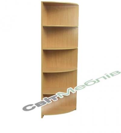 Приставка до шафи з полицями (глиб. 380мм)