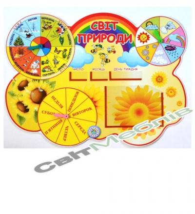 Календар природи Соняшник
