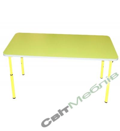 Стол для садика прямоугольный